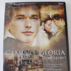 Cinéma: 21489 CAMINO A LA GLORIA DVD SEGUNDAMANO. Lote 232278215
