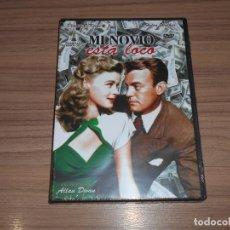 Cine: MI NOVIO ESTA LOCO DVD NUEVA PRECINTADA. Lote 289507588