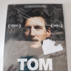 Cinema: REF.9233 TOM OF FINLAND DVD NUEVO PRECINTADO. Lote 287821878