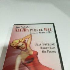 Cinema: REF.9403 NACIDA PARA EL MAL DVD NUEVO PRECINTADO. Lote 287821928