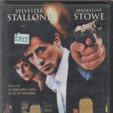Cine: EL PROTECTOR. CON SYLVESTER STALLONE Y MADELEINE STOWE. DVD RF-1606. Lote 233368290