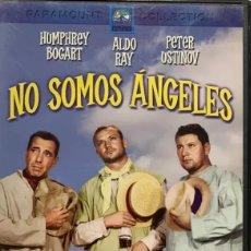 Cinéma: DVD NO SOMOS ANGELES CON HUMPHREY BOGART, ALDO RAY Y PETER USTINOV. Lote 264766544