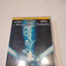 Cinema: M-4 DVD CINE LA MAQUINA DEL TIEMPO. Lote 233726775
