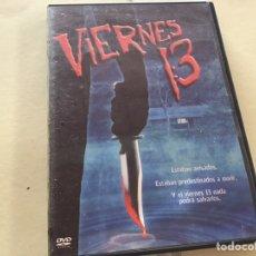 Cine: VIERNES 13. Lote 233939815