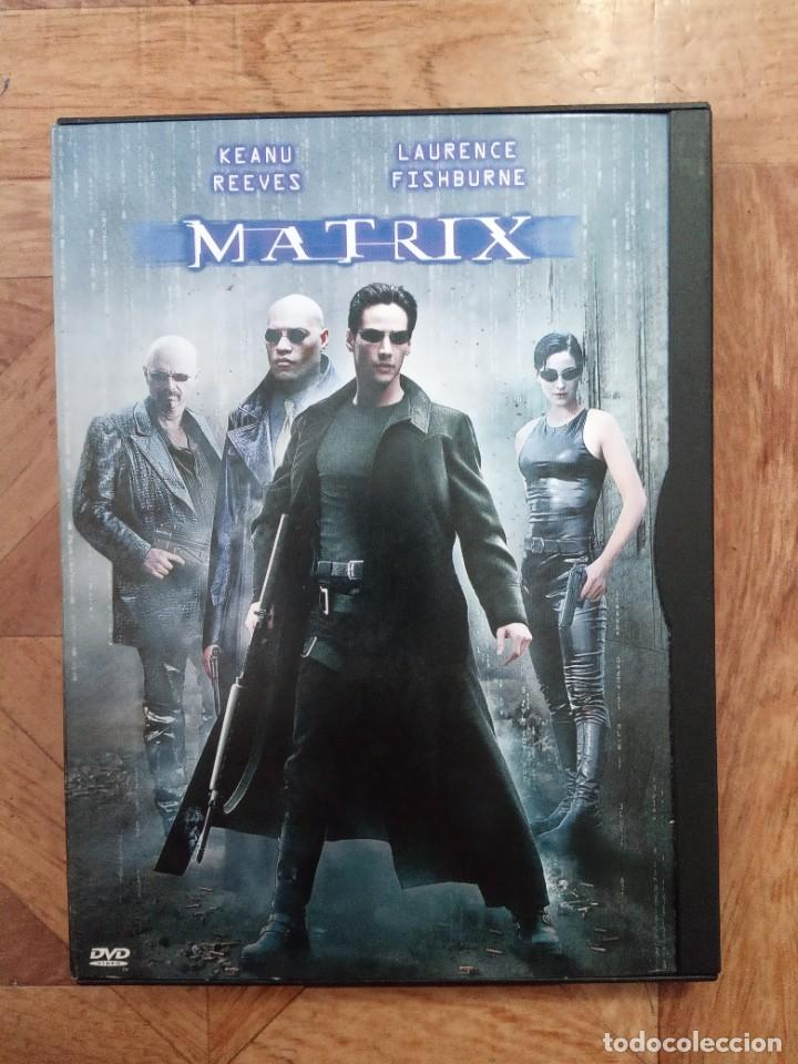 MATRIX (Cine - Películas - DVD)