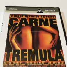 Cinéma: CARNE TRÉMULA. Lote 234388450