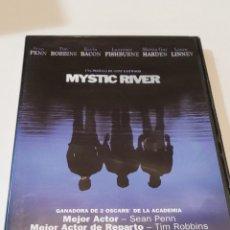 Cinéma: MYSTIC RIVER.SI LA ENCUENTRAS MAS BARATO QUE NO SEA DE VIDEOCLUB O DE PERIODICO TE IGUALO EL PRECIO.. Lote 234501900