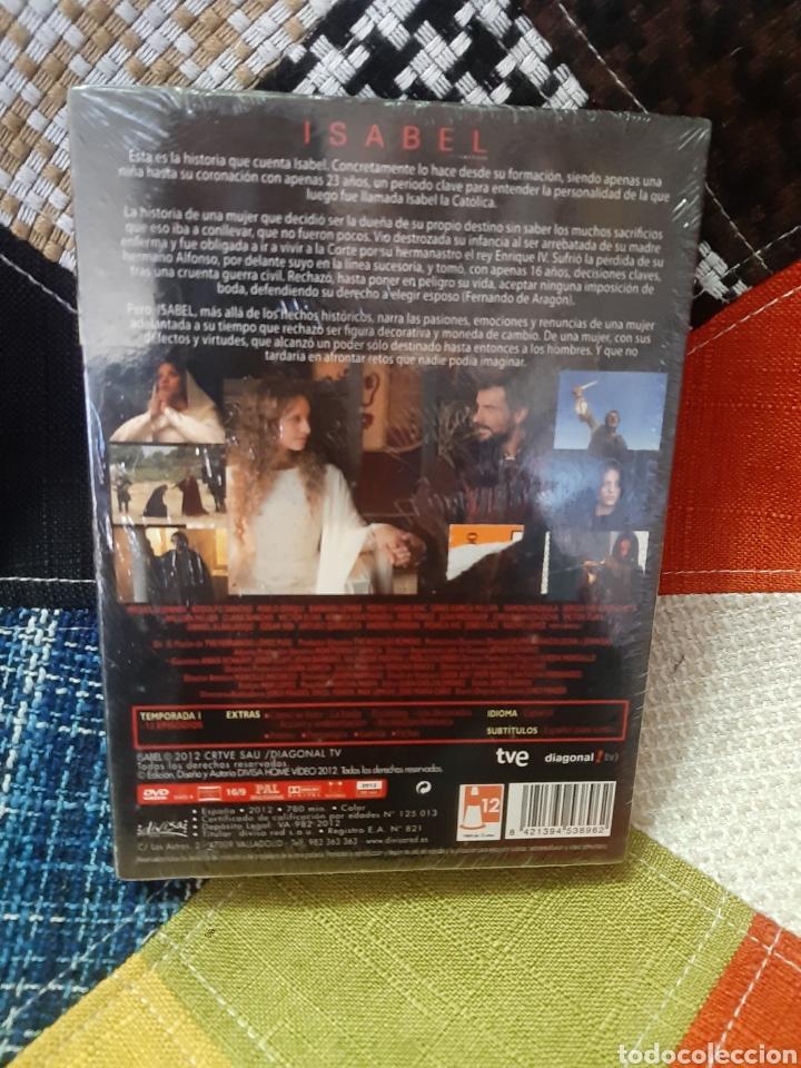 Cine: DVD Serie Isabel. 1° Temporada (Precintado) - Foto 2 - 234656360