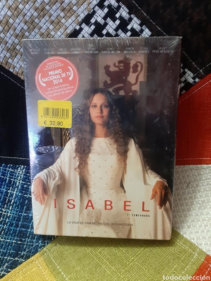 DVD SERIE ISABEL. 1° TEMPORADA (PRECINTADO) (Cine - Películas - DVD)