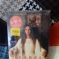 Cine: DVD SERIE ISABEL. 1° TEMPORADA (PRECINTADO). Lote 234656360