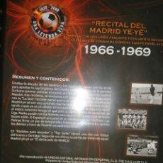 Cine: VENDO DVD HISTORIA LIGA 1966-1969. Lote 234841380