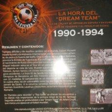 Cine: VENDO DVD LIGA ESPAÑOLA 1990-1994. Lote 234842430