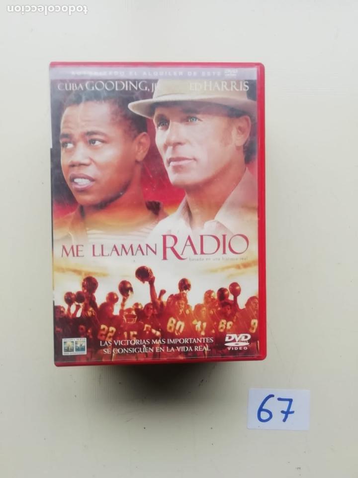 ME LLAMAN RADIO (Cine - Películas - DVD)