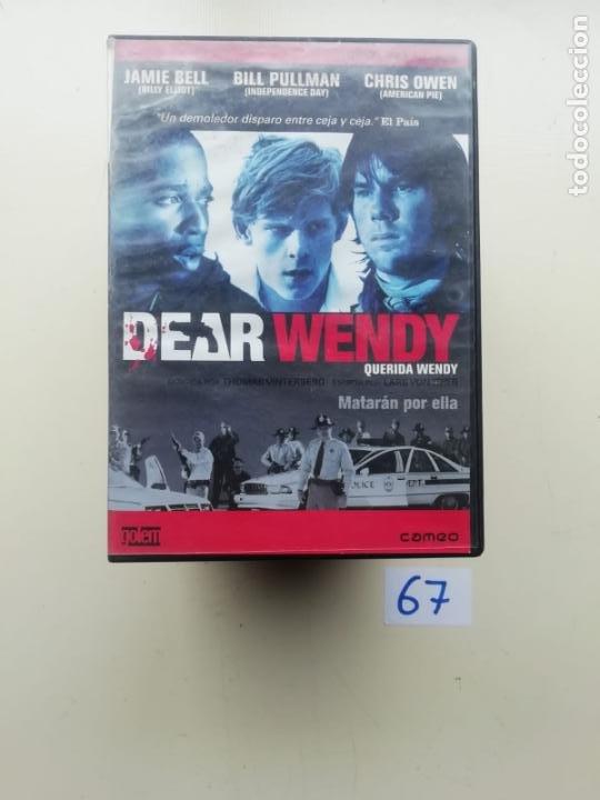 DEJAR WENDY (Cine - Películas - DVD)