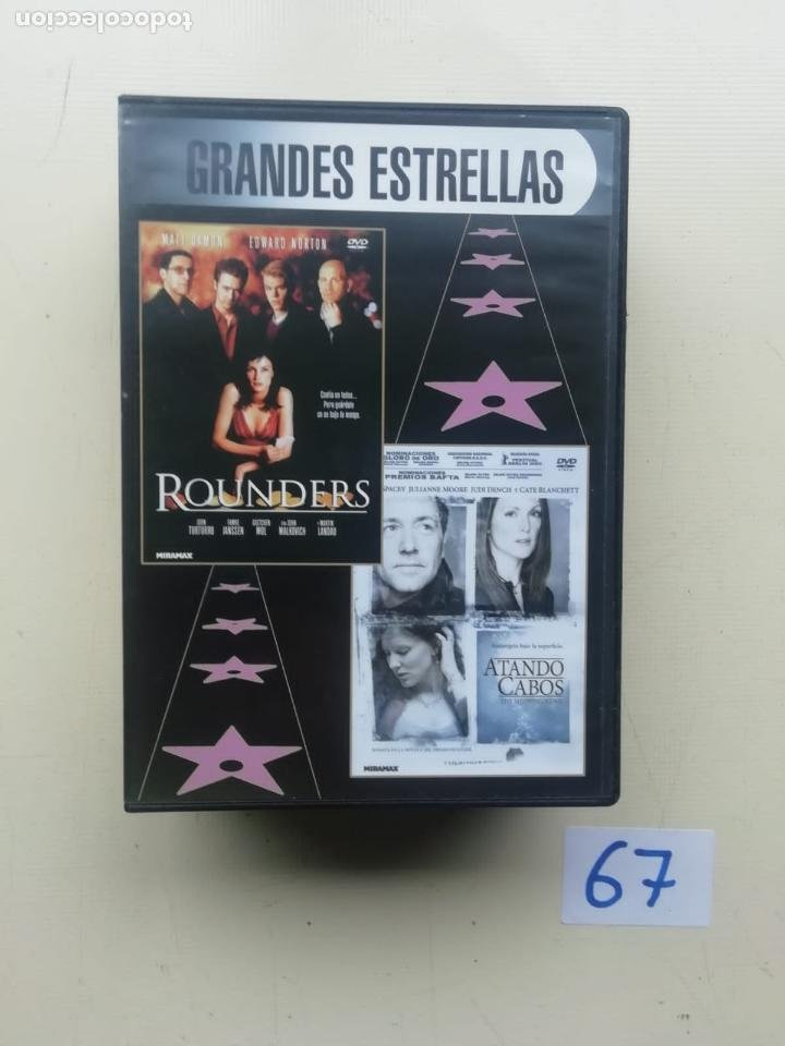 GRANDES ESTRELLAS (Cine - Películas - DVD)