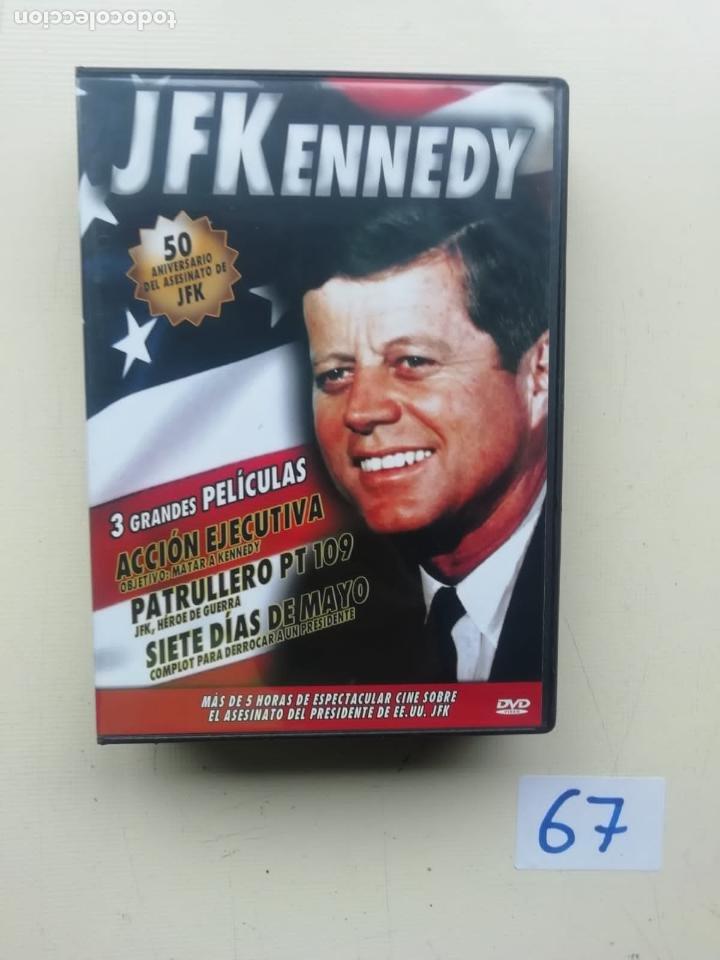 JFKENNEDY (Cine - Películas - DVD)