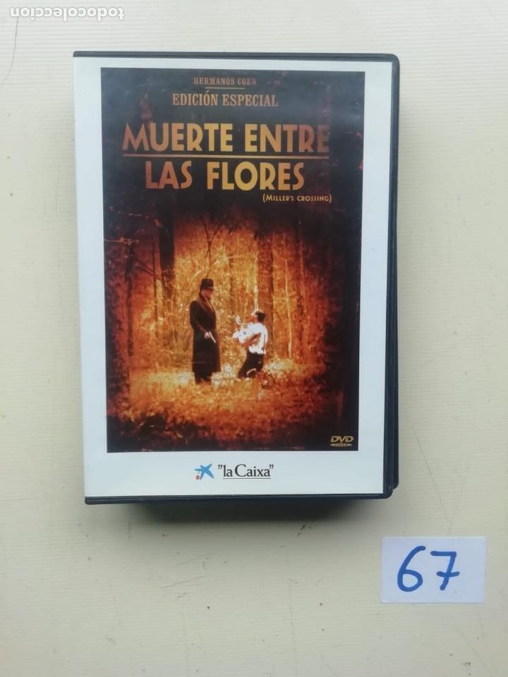 MUERTE ENTRE LAS FLORES (Cine - Películas - DVD)