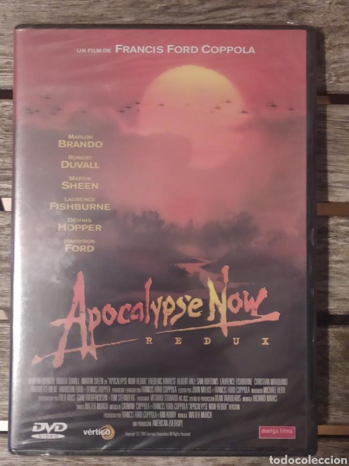 APOCALYPSE DVD NUEVA Y PRECINTADA (Cine - Películas - DVD)