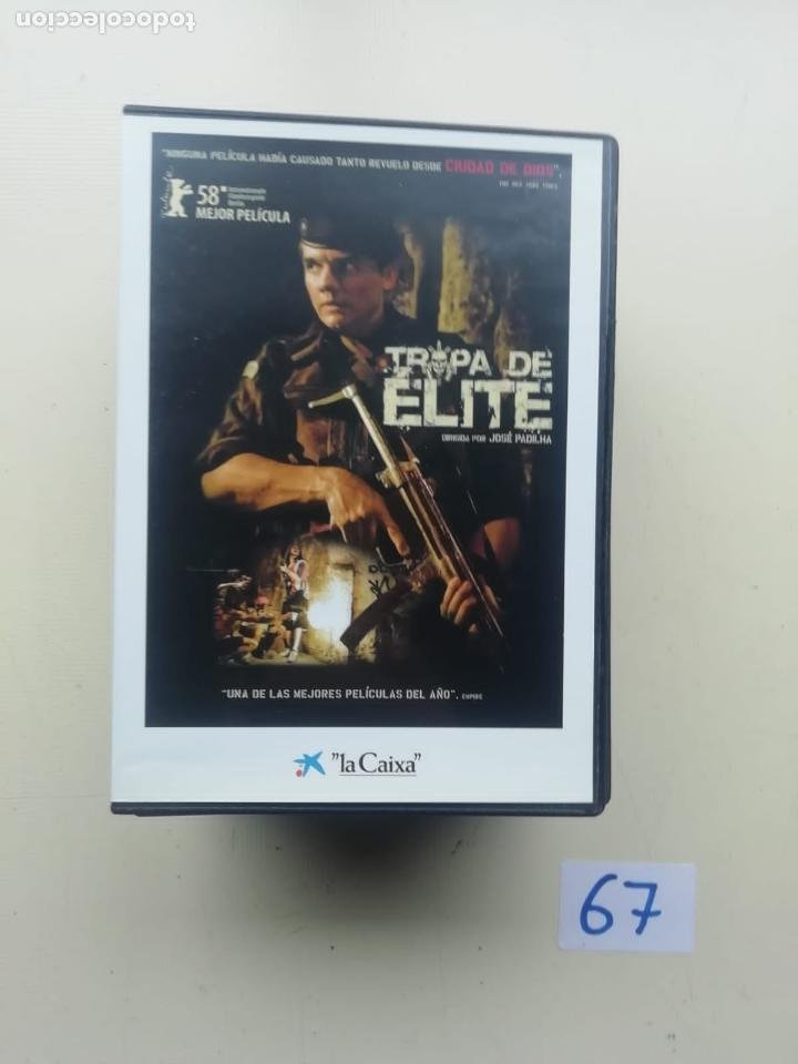 TROPA DE ELITE (Cine - Películas - DVD)