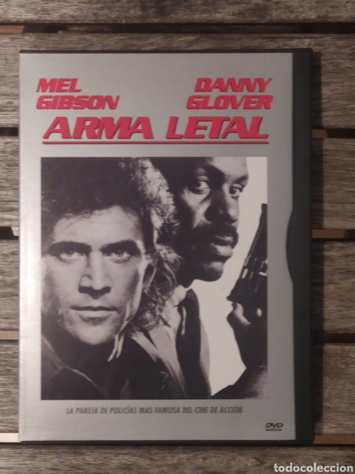ARMA LETAL DVD (Cine - Películas - DVD)