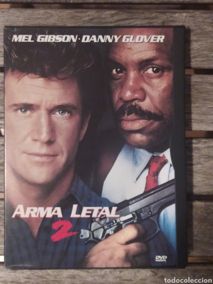 ARMA LETAL 2 DVD (Cine - Películas - DVD)