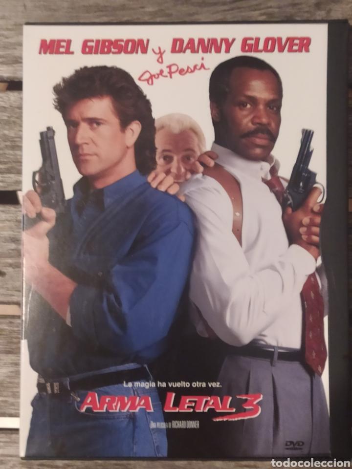 ARMA LETAL 3 DVD (Cine - Películas - DVD)