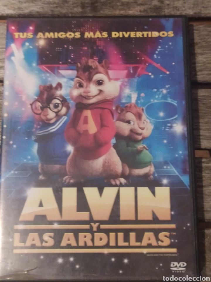 ALVIN Y LAS ARDILLAS DVD (Cine - Películas - DVD)