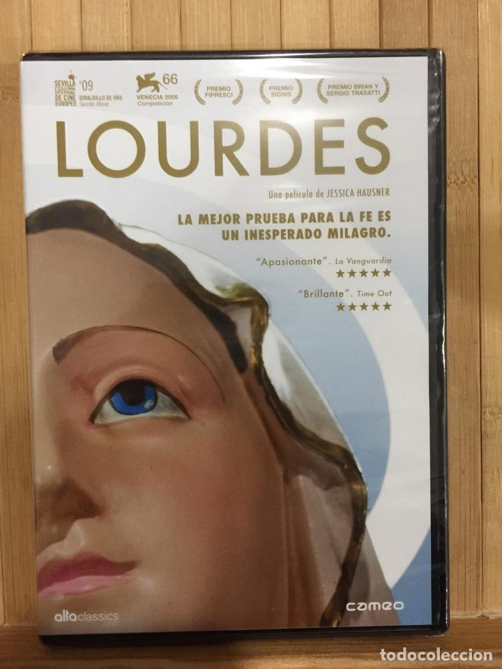 LOURDES DVD - PRECINTADO - (Cine - Películas - DVD)