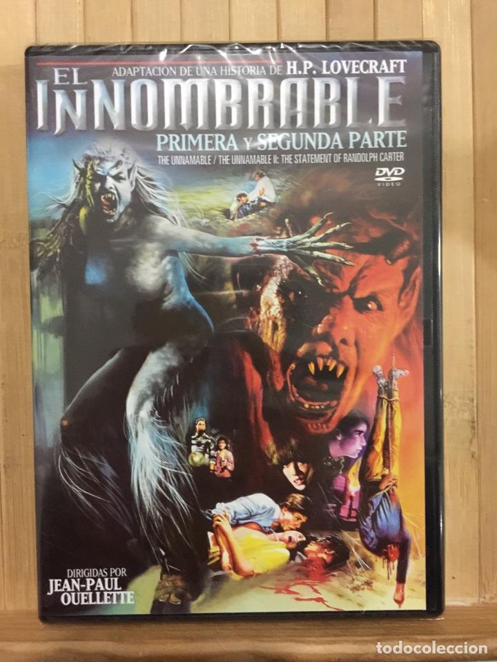 EL INNOMBRABLE PRIMERA Y SEGUNDA PARTE DVD - PRECINTADO - (Cine - Películas - DVD)