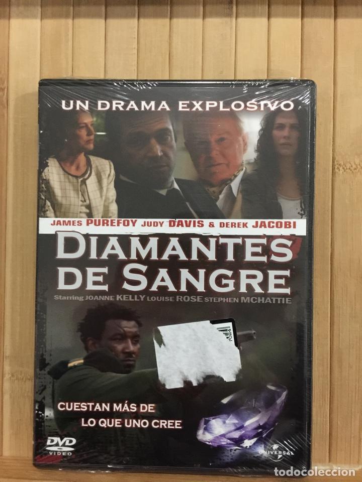 DIAMANTES DE SANGRE DVD - PRECINTADO - (Cine - Películas - DVD)