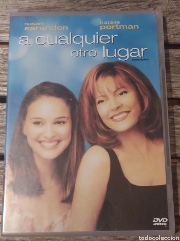 A CUALQUIER OTRO LUGAR DVD (Cine - Películas - DVD)