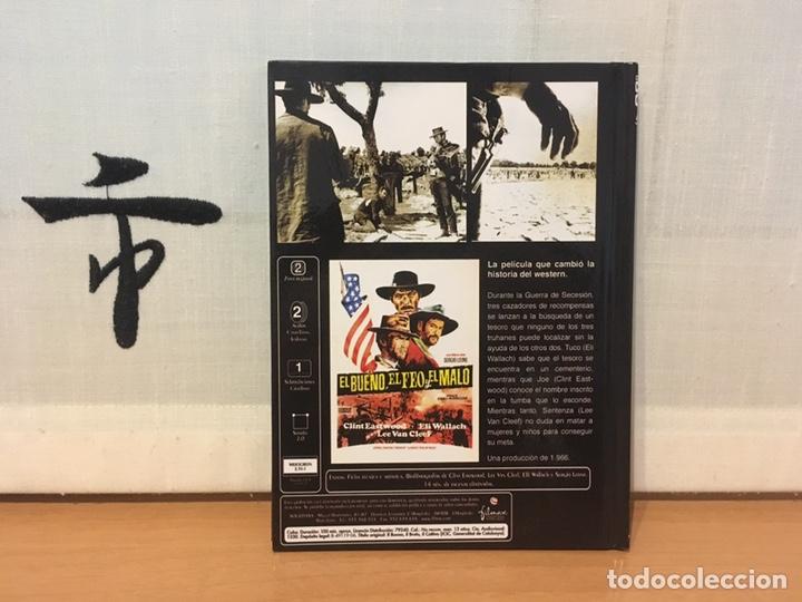 Cine: El bueno, el feo y el malo Digibook DVD edición española - Foto 2 - 234908665