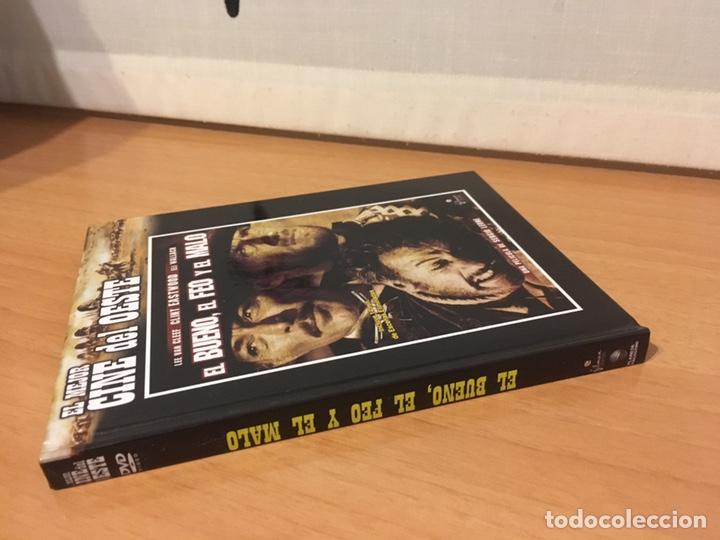 Cine: El bueno, el feo y el malo Digibook DVD edición española - Foto 3 - 234908665