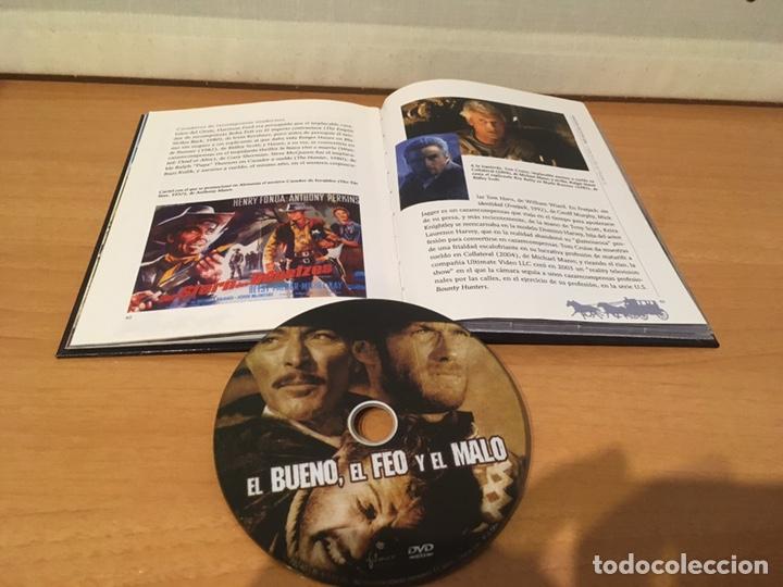 Cine: El bueno, el feo y el malo Digibook DVD edición española - Foto 8 - 234908665