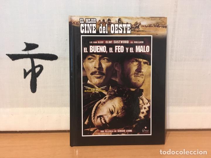 EL BUENO, EL FEO Y EL MALO DIGIBOOK DVD EDICIÓN ESPAÑOLA (Cine - Películas - DVD)