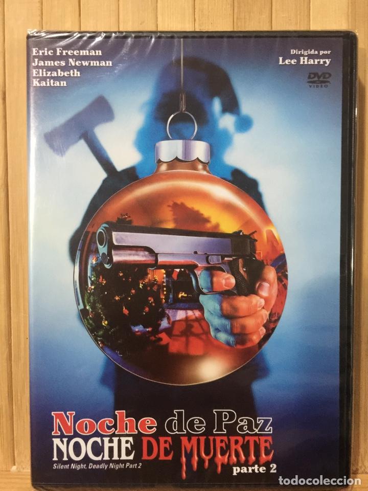 NOCHE DE PAZ NOCHE DE MUERTE ( PARTE 2 ) DVD - PRECINTADO - (Cine - Películas - DVD)