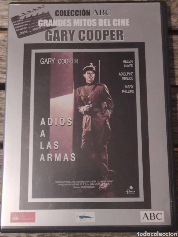 ADIÓS A LAS ARMAS DVD (Cine - Películas - DVD)