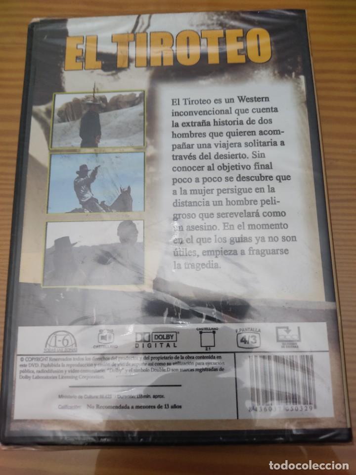Cine: Precintada !!Pelicula clasica del oeste en dvd,EL TIROTEO - Foto 2 - 234926125