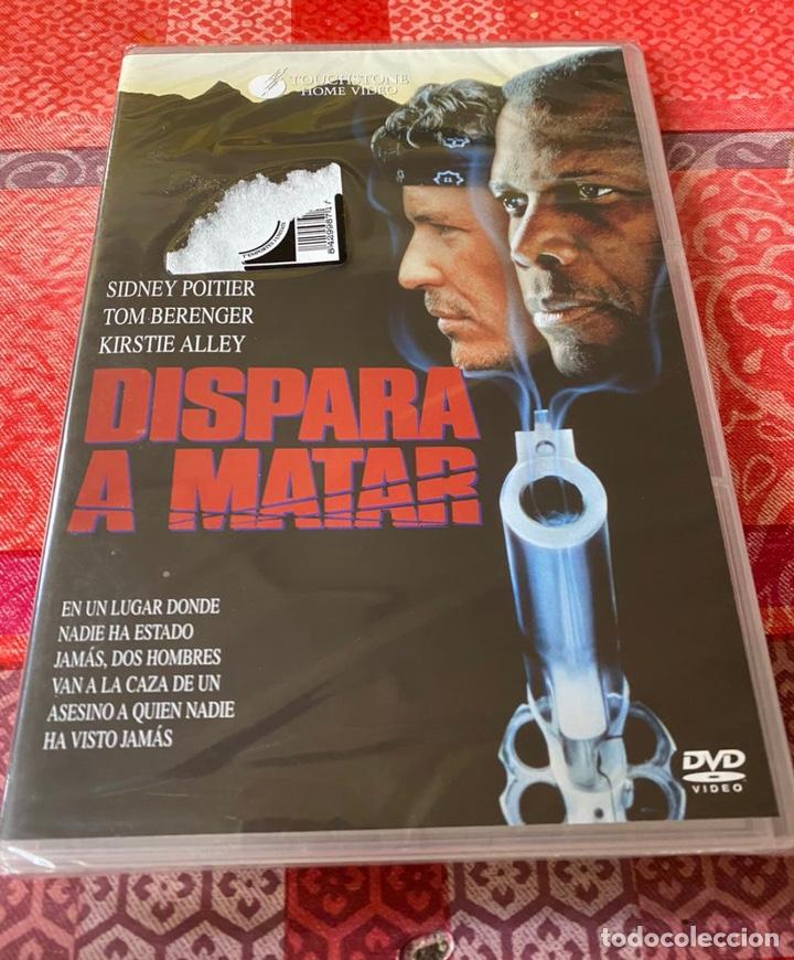 DISPARA A MATAR DVD PRECINTADO (Cine - Películas - DVD)