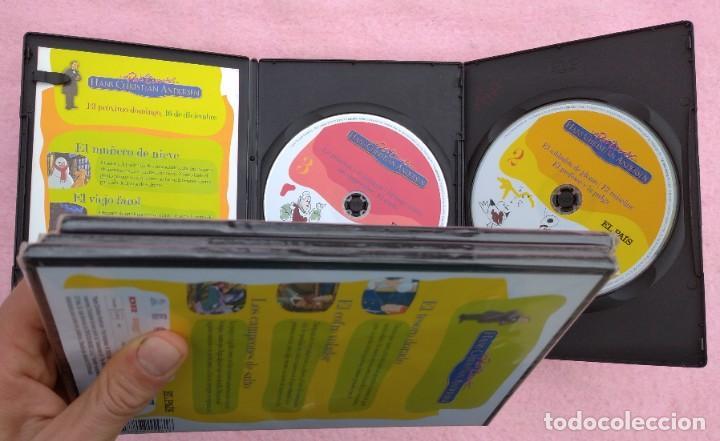 """Cine: LOTE 5 DVD'S """"UN PAÍS DE CUENTOS, HANS CHRISTIAN ANDERSEN"""" (EL PAÍS, 2007) /// DISNEY MICKEY MOUSE - Foto 13 - 234956990"""