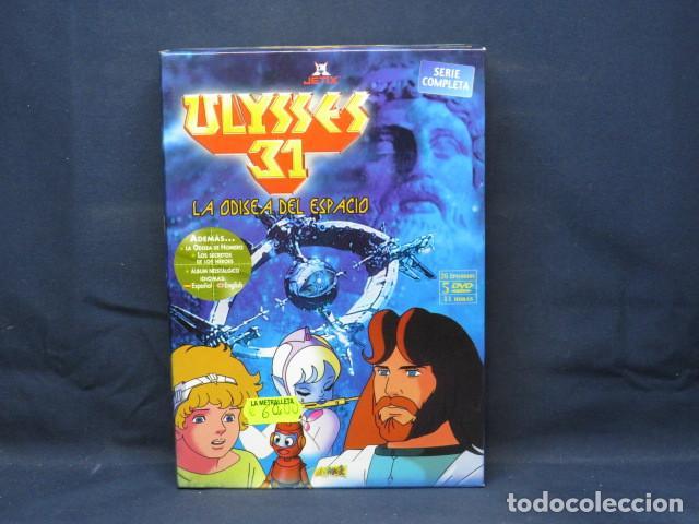 ULYSSES 31 - LA ODISEA DEL ESPACIO - DVD (Cine - Películas - DVD)