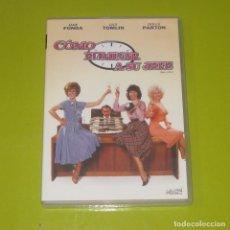 Cine: DVD.- COMO ELIMINAR A SU JEFE - JANE FONDA - LILY TOMLIN - DOLLY PARTON. Lote 234997555