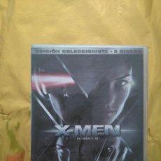 Cine: X-MEN - EDICIÓN COLECCIONISTA - 2 DVD - IMPECABLE ESTADO. Lote 235015285