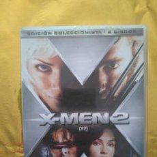 Cine: X-MEN 2 - EDICIÓN COLECCIONISTA - 2 DVD - IMPECABLE ESTADO. Lote 235015317