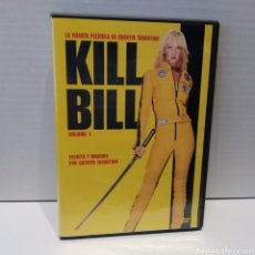 Cine: KILL BILL - QUENTIN TARANTINO, UMA THURMAN, LUCY LIU, DAVID CARRADINE. Lote 235043000