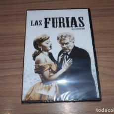 Cine: LAS FURIAS DVD DE ANTHONY MANN BARBARA STANWYCK WALTER HUSTON NUEVA PRECINTADA. Lote 253734070