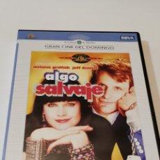 Cinéma: ALGO SALVAJE.. Lote 235330885