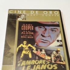 Cinéma: TAMBORES LEJANOS. SLIM. SIEMPRE EL MEJOR PRECIO.. Lote 235338540