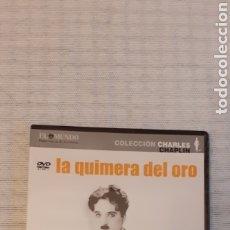 Cine: DVD, CHARLES CHAPLIN, PRECINTADO. Lote 235364975