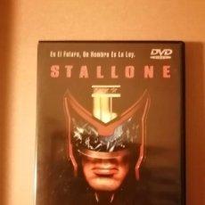 Cine: DVD JUEZ DREDD - PRIMERISIMA EDICION CON LIBRETO - DESCATALOGADA - SYLVESTER STALLONE. Lote 235559705